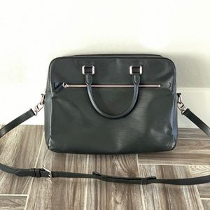 Authentic Louis Vuitton Epi Leather Briefcase